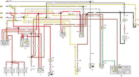 Схема двигателя форд сиерра фото 460
