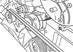 Система охлаждения Форд Скорпио.