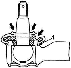 Детали барабанного тормозного механизма.
