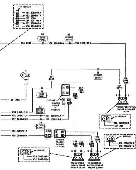 Электрические схемы - общая