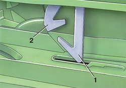 Капот Audi 100