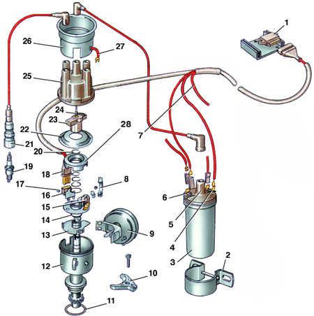 12.6.1 Транзисторная система
