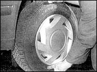 ...гзлг рупевое колесо до упора сначала в zz=*f. потом в другую сторону - прим. перев.) -уилниетечей гидравлической.