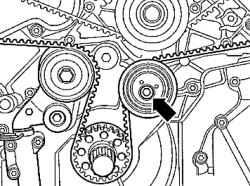 Все о машиностроении.  Описание машин, деталей, устройств, станков и прочего Натяжной ролик.