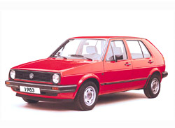 Volkswagen golf 1 руководство