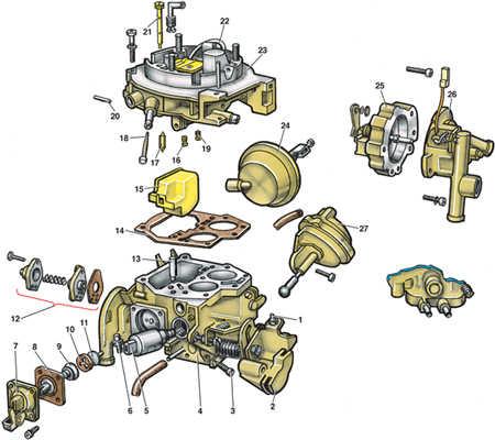 пуска двигателя; 2 – рычаг