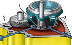 Схемы ракетного двигателя.
