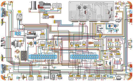 7.11 Схема электрооборудования