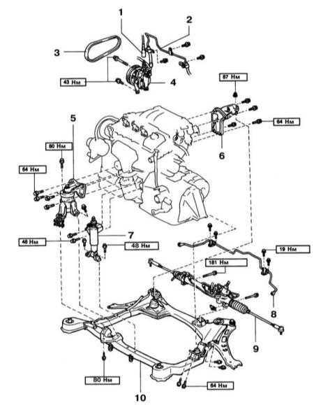 проверка опор Lexus RX300