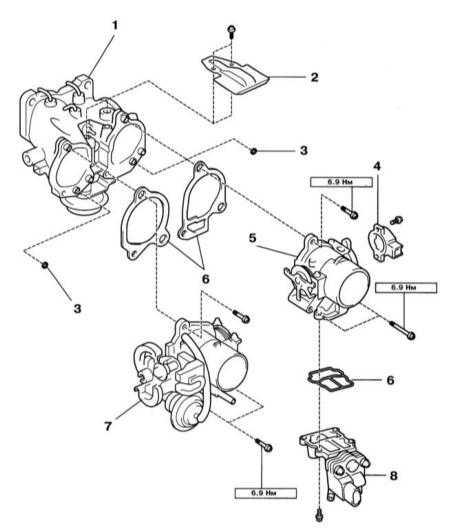 Проверки системы впрыска Lexus