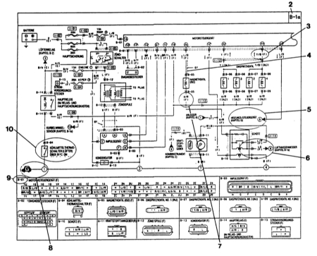 схем Mazda 323