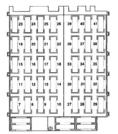 Спецификации Мерседес W140.