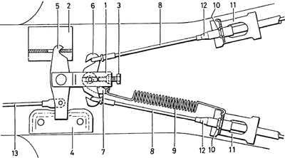 Руководство по ремонту Mersedes W124.  Часть 57.