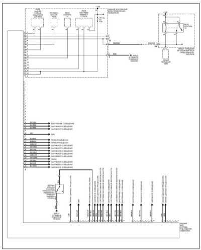 Ремонт и обслуживание/ Mercedes-Benz W220 1998-2005 14.7 Задний блок обработки сигналов и управления (SAM) .
