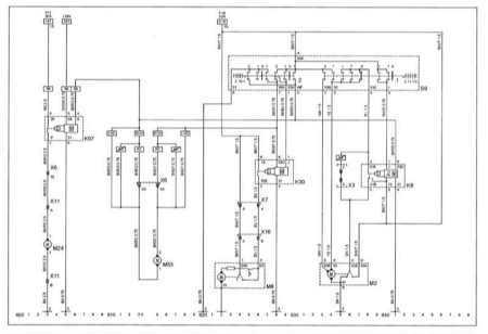 Схемы электрических соединений.