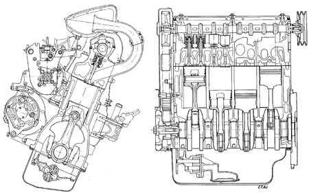 Дизельные двигатели ОБЩИЕ