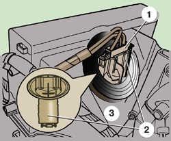 блок резисторов печки skoda felicia каталожный номер
