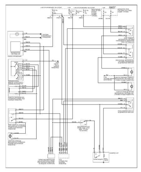 Бортовое электрооборудование Subaru Forester.  Вентиляторы системы охлаждения.  This entry was posted in.