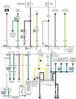 9.8 Схема системы управления кондиционирования воздуха (часть 2) .