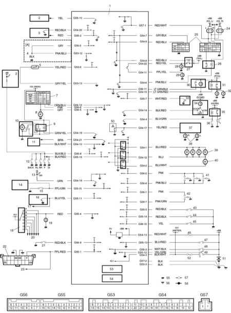 41.1.2 Схема электропроводки