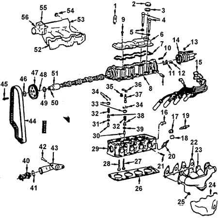 3.0 Двигатель (один верхний