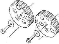Рядный 4-цилиндровый, 4-тактный бензиновый Двигатель водяного охлаждения оснащен двумя распределительными валами...