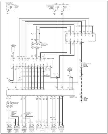 Схемы электрических соединений - общая информация Тойота Ланд Крузер 100.