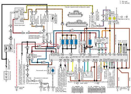 Здравствуйте еще раз вот прилагаю схему двигателя электронная часть не могу понять резкость набора оборотов здесь...